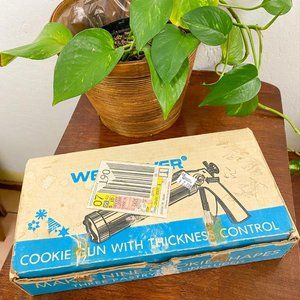 Vintage Cookie Gun Wear-Ever